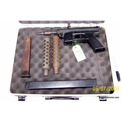 Interatec AB-10 (UZI STYLE) 9mm Semi Auto Pistol