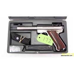 Ruger Mark II Target .22 Semi Auto Pistol