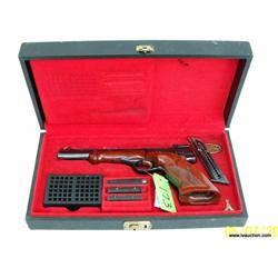 Browning Arms Buckmark .22LR Semi Auto Pistol