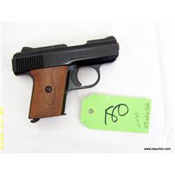 Raven MP-25 .25cal Semi Auto Pistol