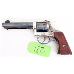 H&R 676 .22 Cal Double Action Revolver