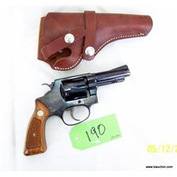 Smith & Wesson .32 S&W Long Double Action Revolver