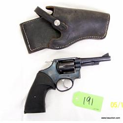 Taurus .38 Special 6-Shot Double Action Revolver