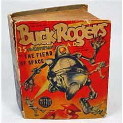 "1940 ""BUCK ROGERS VS THE FIEND OF SPACE"" BETTER LI"