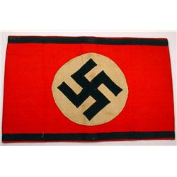 WW2 GERMAN NAZI SS ARM BAND - 5 Piece Cotton Const