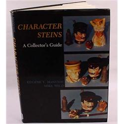 GERMAN CHARACTER STEINS REFERENCE BOOK
