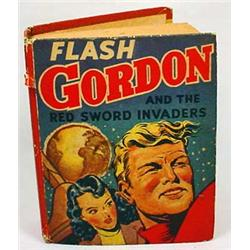 "1945 ""FLASH GORDON AND THE RED SWORD INVADERS"" BET"