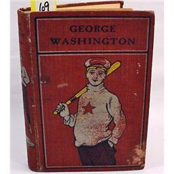 "1887 ""GEORGE WASHINGTON - LIFE OF WASHINGTON"" HARD"