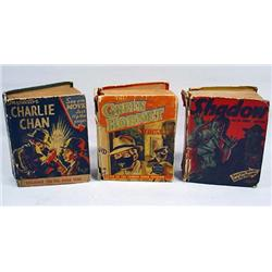 LOT OF 3 VINTAGE BETTER LITTLE BOOKS - Inspector C