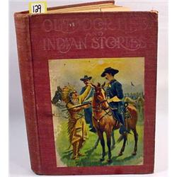 "1912 ""OUTDOOR LIFE AND INDIAN STORIES"" HARDCOVER B"