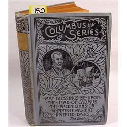 """C. 1900 """"THE PIONEERS OR THE SOURCES OF THE SUSQUE"""
