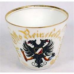 1891 IMPERIAL GERMAN CUP