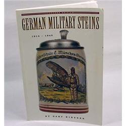 1914-1945 GERMAN MILITARY STEIN BOOK - SOFT COVER