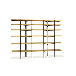 Hendrick Van Keepel & Taylor Green - Tall freestanding bookshelf