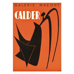 Alexander Calder - Group of 9 lithographs