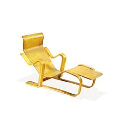 Marcel Breuer - Chaise lounge