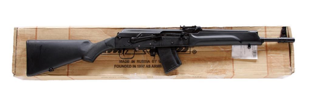 Russian Saiga AK-47 Sporter Cal 7 62x39 SN:HC81C3952, the classic
