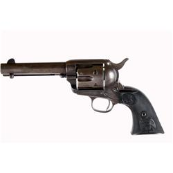 Colt SAA 1st gen Cal .45 SN:157044 Very nice Colt Single Action Army in black powder .45 Colt calibe