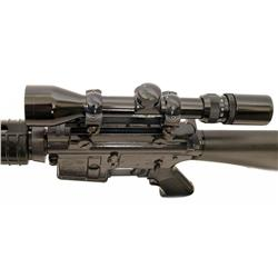 Colt AR-15A2 Sporter Competition HB Cal .223, SN:CH000724. A best quality Colt  AR-15A2 with heavy m