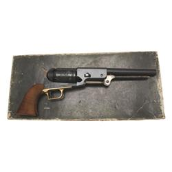 San Marco Walker Colt Cal .44 Percussion SN:90116, Early Colt Walker copy made in Italy, sold in kit