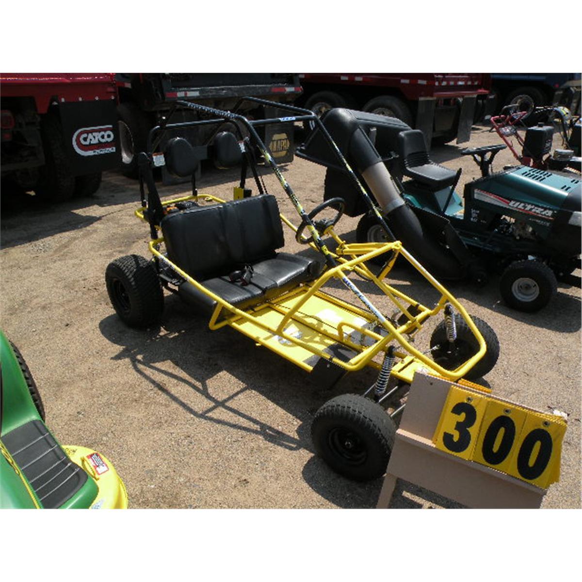 Manco Scorpion Go Cart on