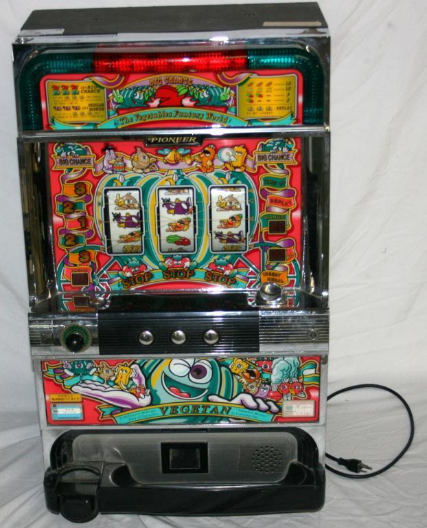 Asian Slot Machines