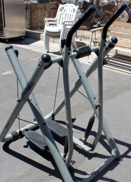 Gazelle Exercise Machine >> Gazelle Freestyle Elite Exercise Machine