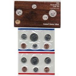 1985 US Coin Original Mint Set GEM Potential (COI-2385)