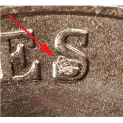 2005 Rare Bison Nickel S Cud Die Error Choice+ BU (COI-3664)