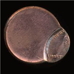 ???? Lincoln Cent Way Off Center Error Choice Uncirculated (COI-5158)