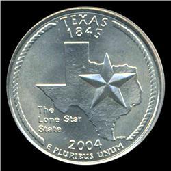 2004P TX Quarter PCGS MS67 (COI-5460)