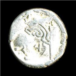 1500s India Medeival King Catrap Silver Coin Hi Grade (COI-5784)
