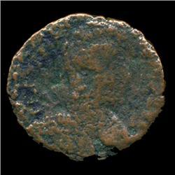 351AD Roman Coin Constantius Gallus Fallen Horseman Better Grade Bronze (COI-5899)