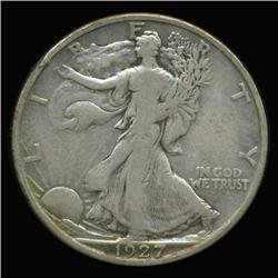 1927S Walking Liberty Half Dollar High Grade (COI-6329)