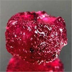 9.20ct. Natural Ruby Stone Rough Madascar (GEM-18237)