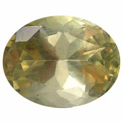 9.89ct Stunning Natural Yellow Andesine Appraisal Estimate $1978 (GEM-19625)