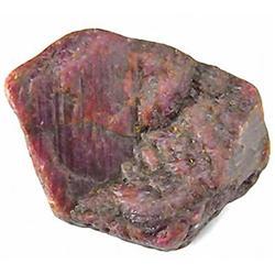 575ct 100% Corundum Red Ruby Rough (GEM-20575)