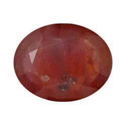 8.74ct Orange & Pink Padparadsha Sapphire (GEM-21510)
