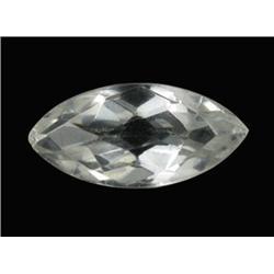 12.32ct Ultimate Flawless Quartz Crystal Gem Marquise Cut (GEM-21611)