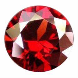 47ct Red Round Lab Diamond Gem (GEM-22001)