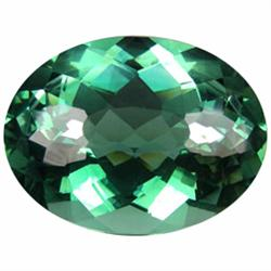 242.0ct AAA Colossal Green Amethyst Oval Extreme   (GEM-23724)