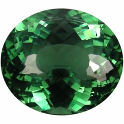 267.5ct AAA Huge Green Africa Amethyst Oval   (GEM-23752)