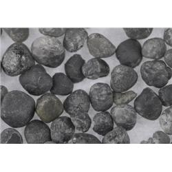 1ct Dark Grey Natural Rough Diamonds (GMR-0438)