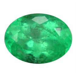 .4ct Superb Top Rich Green Columbian Emerald (GMR-0568)