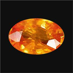 .3ct Natural Clean Orange Songea Sapphire (GMR-1028)