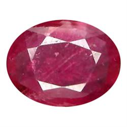 2.62ct VS Best Cushion Cut Mozambique Red Ruby  Appraisal Estimate $3144 (GEM-17419)