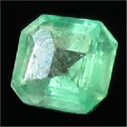 0.39ct. Rare VVS Top Grade Colombian Emerald (GEM-22483)