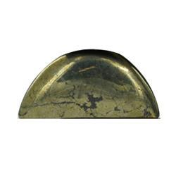 18.96ct Fabulous Cut & Polished Pyrite Gem Fancy (GEM-22097)