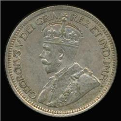 1929 Canada 10c Silver Hi Grade AU (COI-6733)