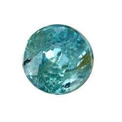 0.34ct Blue Green Rare Neon Natural Apatite  (GEM-25466)